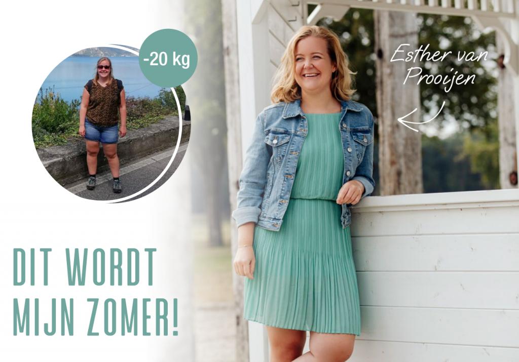 Succesverhaal Esther van Prooien